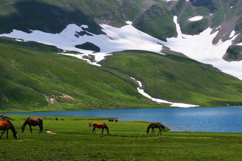 Dudipatsar Lake Naran Valley